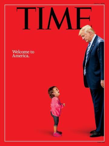 La verdad detrás de la foto de la niña migrante en portada de Time ...
