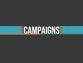 Button Service Campaigns English